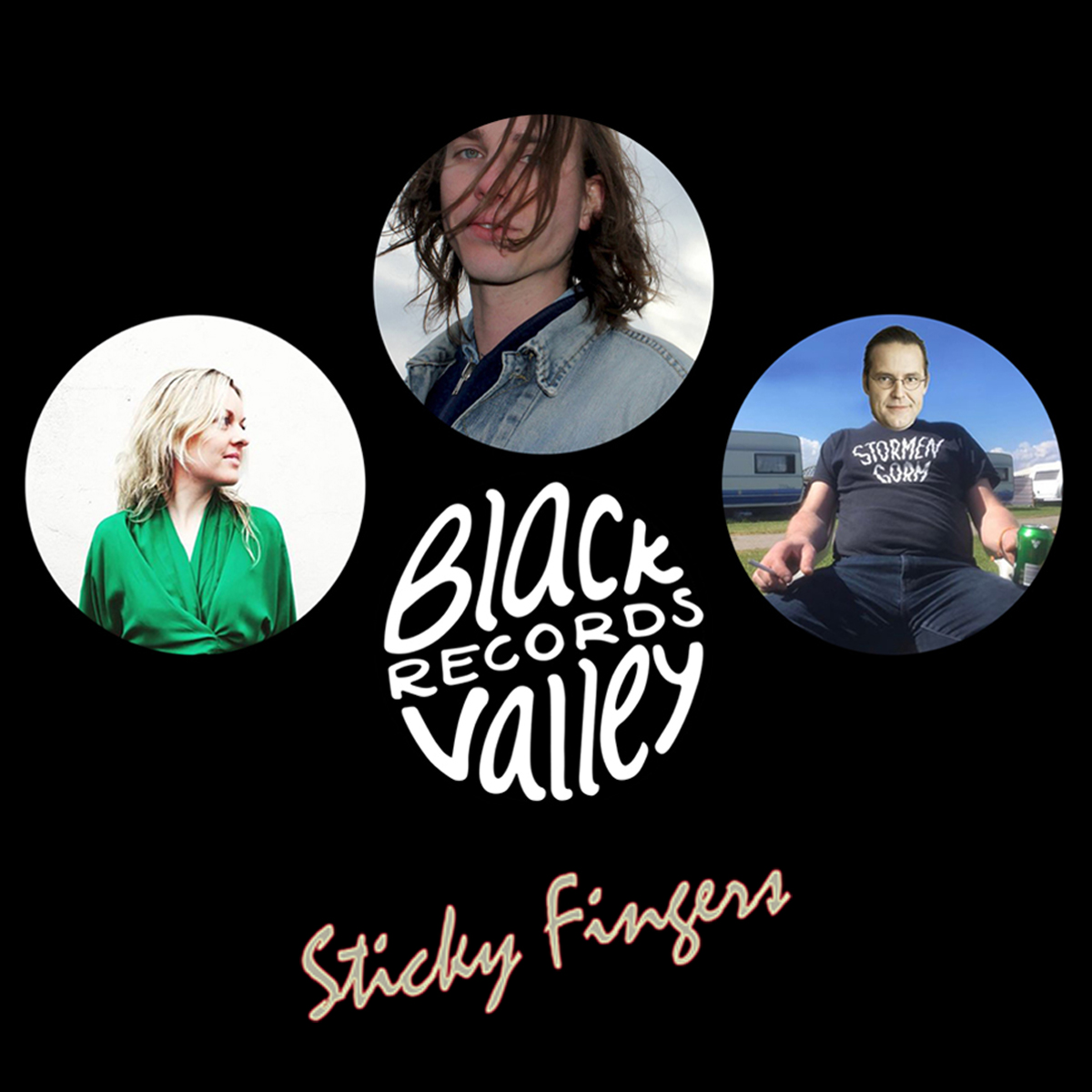 insta sticky black