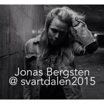 Med bland annat veckans låt på P3 för inte alls länge sen tar Umeåmusikern detta och säkert flera år med storm. Ruskigt kul att Jonas med band vill komma till oss!!